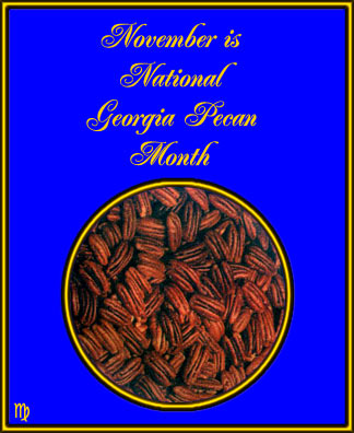 All-Yours.net: National Georgia Pecan Month