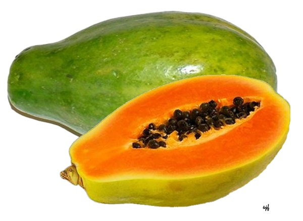 How many varieties of papaya are there?