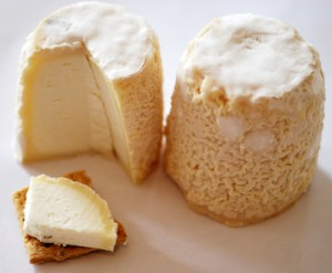 National Goat Cheese Month - Different types of food made with different properties?