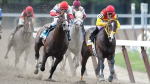Belmont Stakes Day - what day of the week was the Belmont Stakes in 1867 held?
