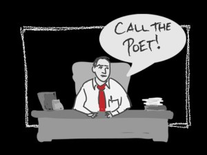 National Poetry at Work Day - Is today national poetry day?