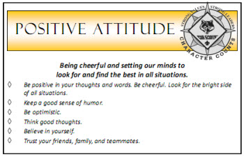 How do you maintain a positive attitude while being unemployed?