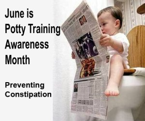 Potty Training Awareness Month - Potty training advice?