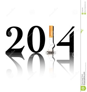 Take a New Year's Resolution to Stop Smoking - What are good New Year's resolutions?