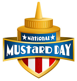 National Mustard Day - Hamburgers.have you heard the latest.?
