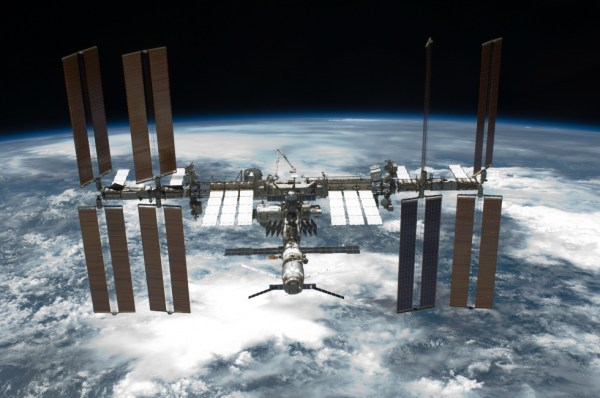The International Space Station?