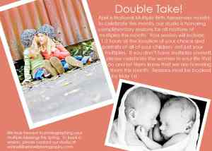 National Multiple Birth Awareness Month - Why is cancer so glorified?