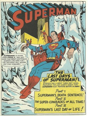 Superman Days - When is superman birth day?