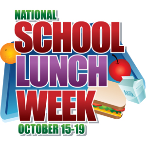 National School Lunch Week - French National Week?