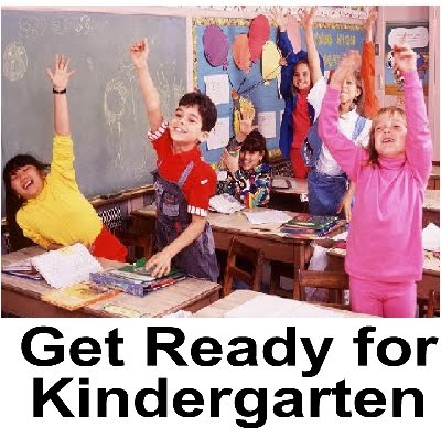 Will my son be ready for Kindergarten?
