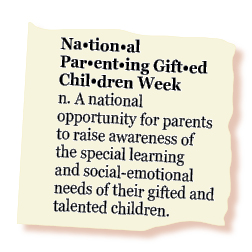 National Parenting Gifted Children Week - how do i tell my parents im 5 weeks pregnant an gonna keep the baby?