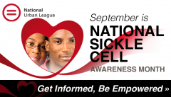 National Sickle Cell Month - what is sickle cell anemia?