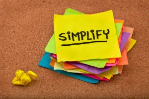 Simplify Your Life Week - How to make life simple and happier?