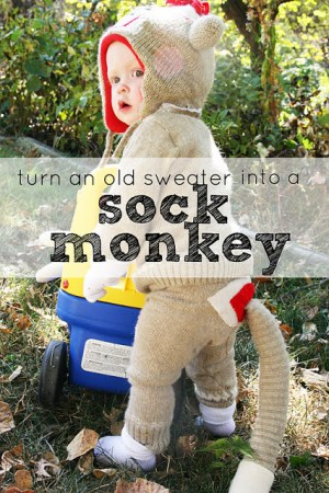 Sock Monkey Day - sock monkeys?
