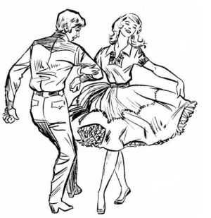 International Square Dancing Month - which are dances your dance?