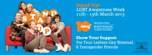 Stand Up! LGBT Awareness Week - How does LGBT bullying make you feel?