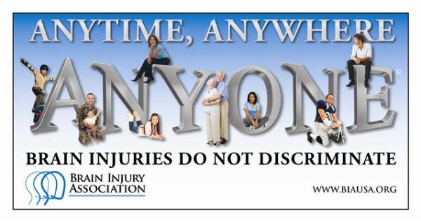 Is March Brain Injury Awareness Month?