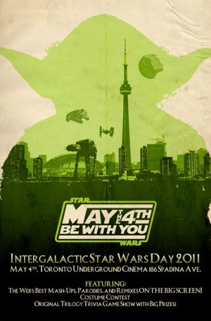 Intergalactic Star Wars Day - Can humanity afford an intergalactic war?