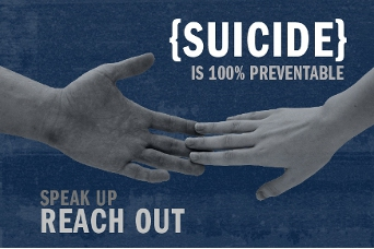 suicide prevention struggle?