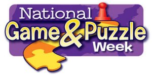 National Game & Puzzle Week - National Game and Puzzle Week