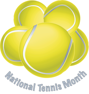 Tennis Month - I need to learn to play tennis in 3 months.?
