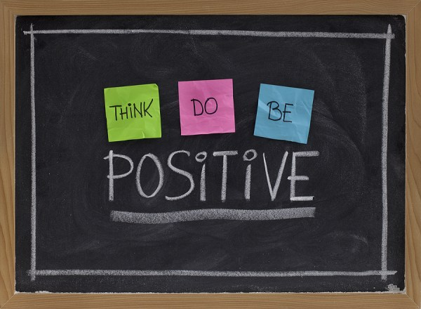 how to develop positive attitude?