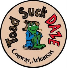 Do you want to come to Toad Suck Daze 2008 in Conway, AR?