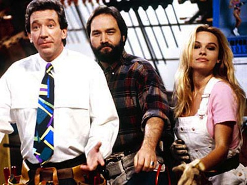 Do you watch Home Improvement?
