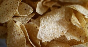 Tortilla Chip Day - I only had 3 slices of bread and tortilla chips to eat in the past 4 days.?
