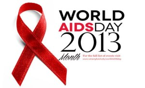 World Aids Month - should we make it world AIDS month instead of day?