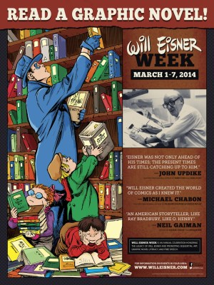 Will Eisner Week - Camp Eisner-Great Barrington?