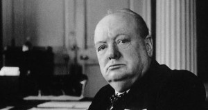 Winston Churchill Day - how did Winston Churchill marry such a beautiful woman?