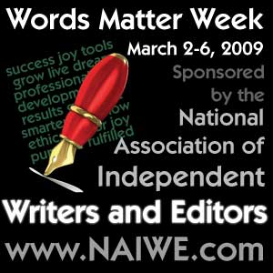 National Words Matter Week - nationals miss teen newark?