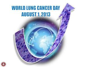 World Lung Cancer Day - Lung Cancer.?
