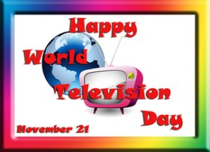 World Television Day - Television?