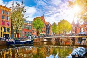 Самолетни билети до Амстердам