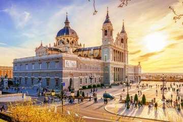 Самолетни билети от София до Мадрид
