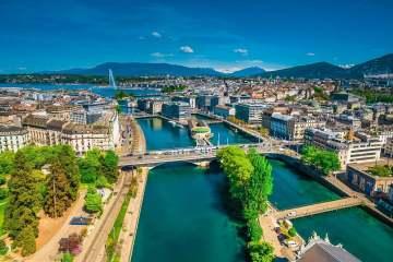 Самолетни билети до Женева, Швейцария