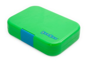 Pomme Green Yumbox Closed
