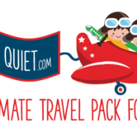 KeepEmQuiet - The ultimate Travel Entertainment pack for kids !