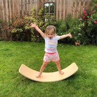 Balance Board Review and your chance to win one too!