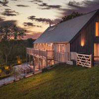 Gitcombe Estate - Contemporary Country Cottages in Devon & a little autumn availability...