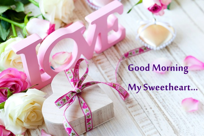 Most Beautiful Good Morning My Love Wish Pictures