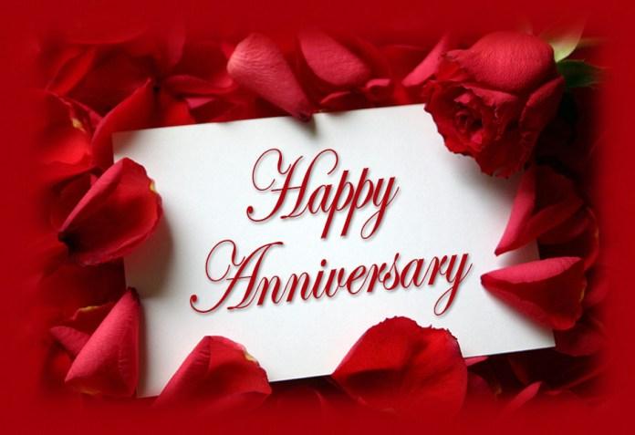 beautiful happy anniversary my dear friend