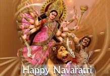 Happy Navratri Wish Picture 9