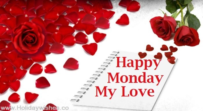 Fabulous Happy Monday With Morning Love Wallpapers, Photos