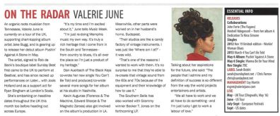 Music Week - March 2013