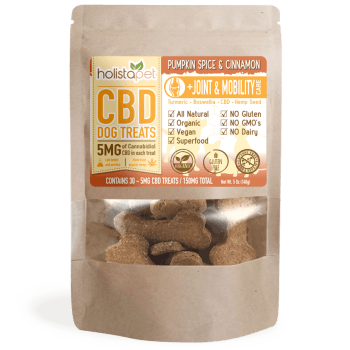 HolistaPet – CBD Dog Treats +Joint & Mobility Care