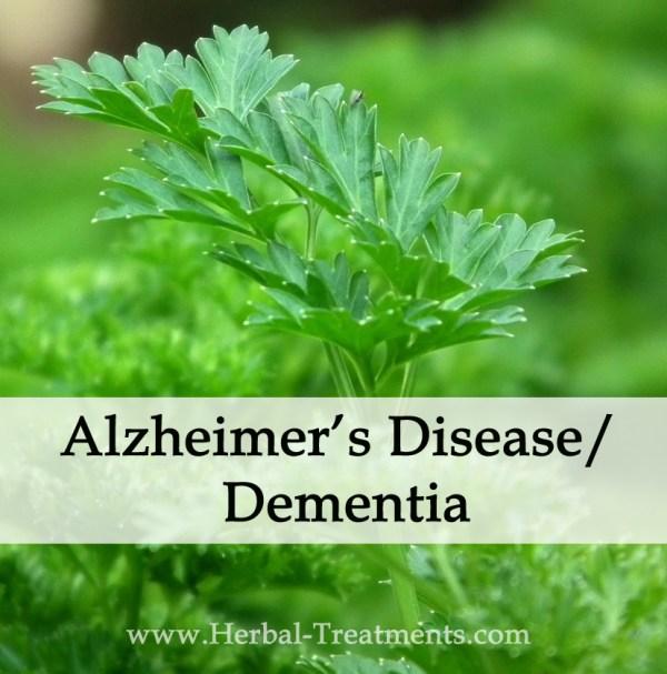 Herbal Medicine for Alzheimer's Disease/ Dementia