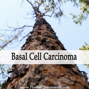 Herbal Medicine for Basal Cell Carcinoma Cancer Recovery & Prevention